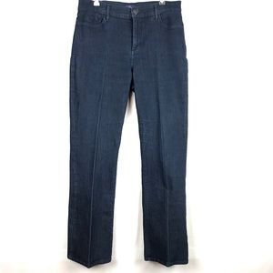 NYDJ Blue Denim Bootcut Jeans Womens size 12